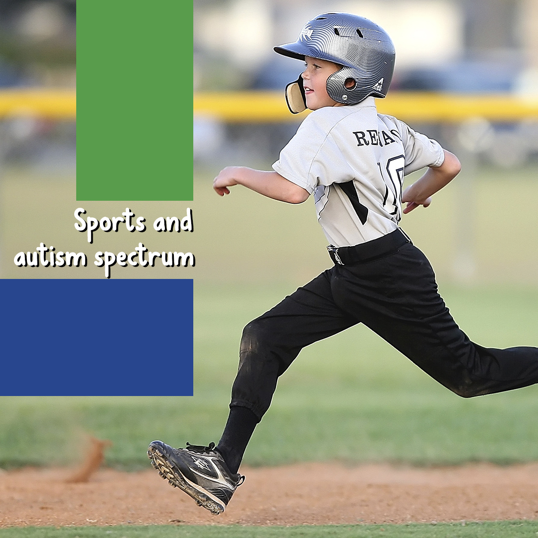 Sports are helping kids with autism spectrum.