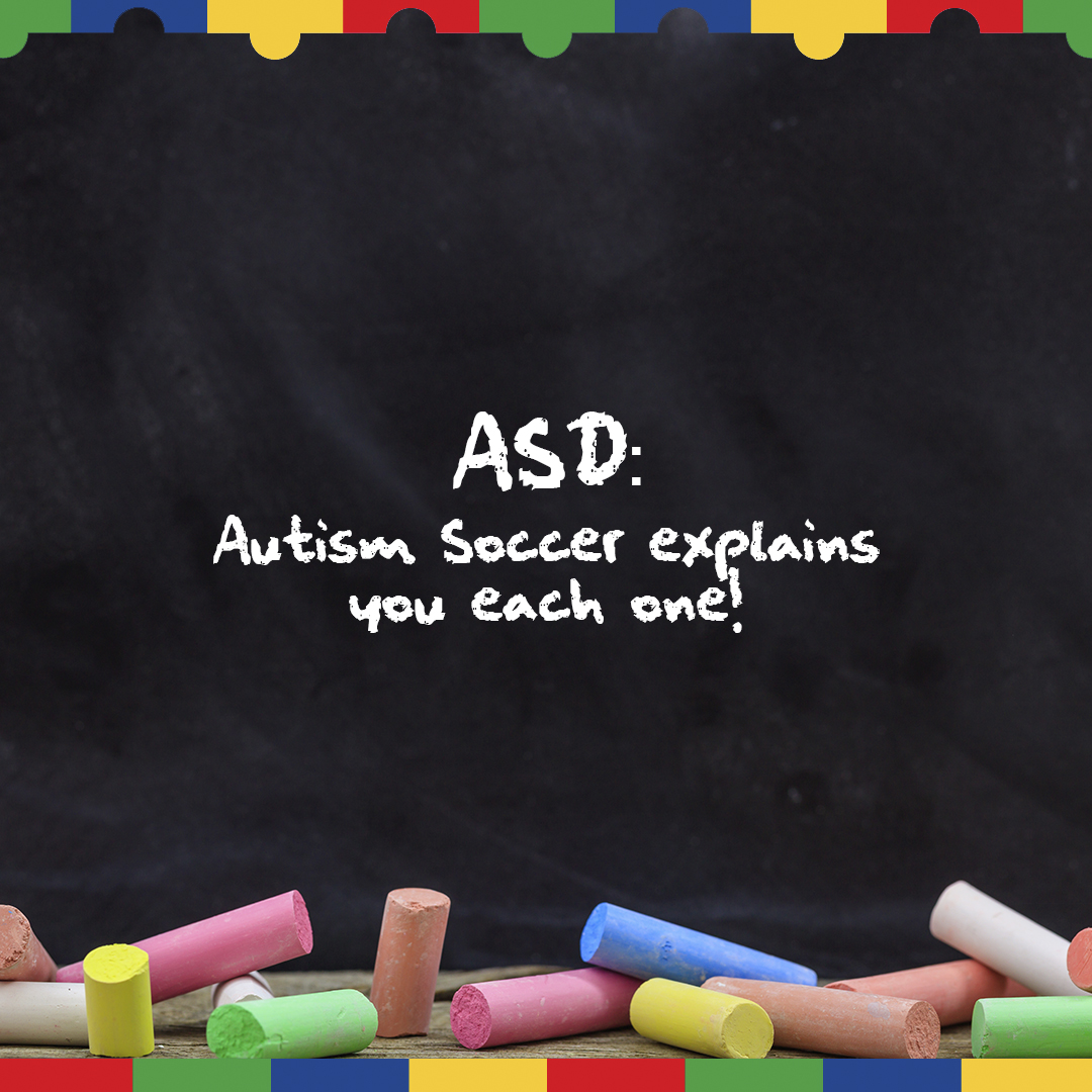 Types of autism with Autism Soccer