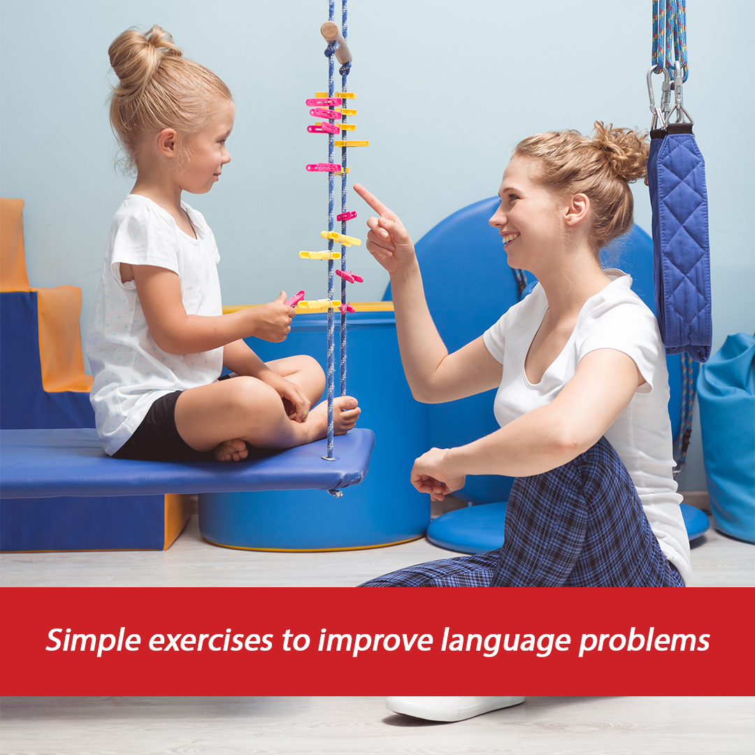 Simple exercises for language problems