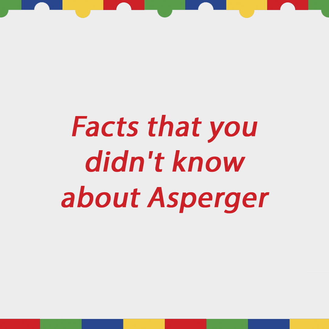 Asperger things that you need to know