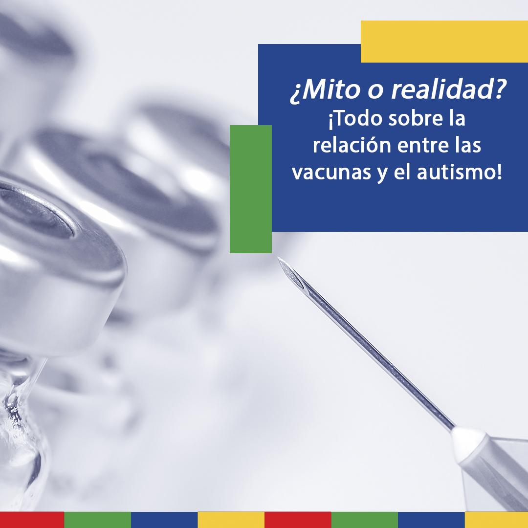 Mitos sobre las vacunas y el autismo